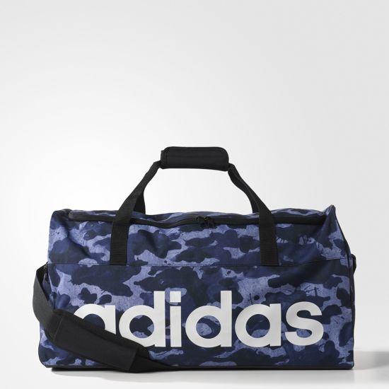 9c06566b30b adidas Linear Performance Teambag Graphic M S99963-Sporttas-Unisex-Maat M  Blauw