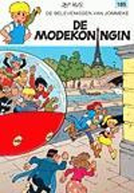 Jommeke 185 - Modekoningin - Jef Nys pdf epub
