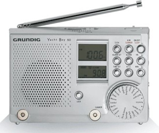Grundig WR 5405 Draagbare wereldradio