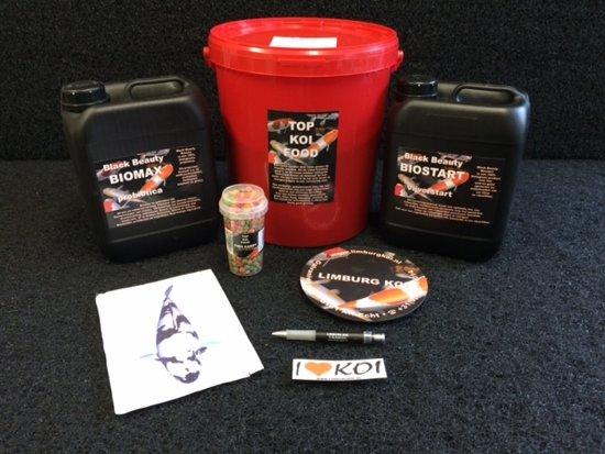 Vijver en Koi Cadeau Box 3