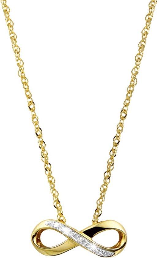 lucardi gouden ketting