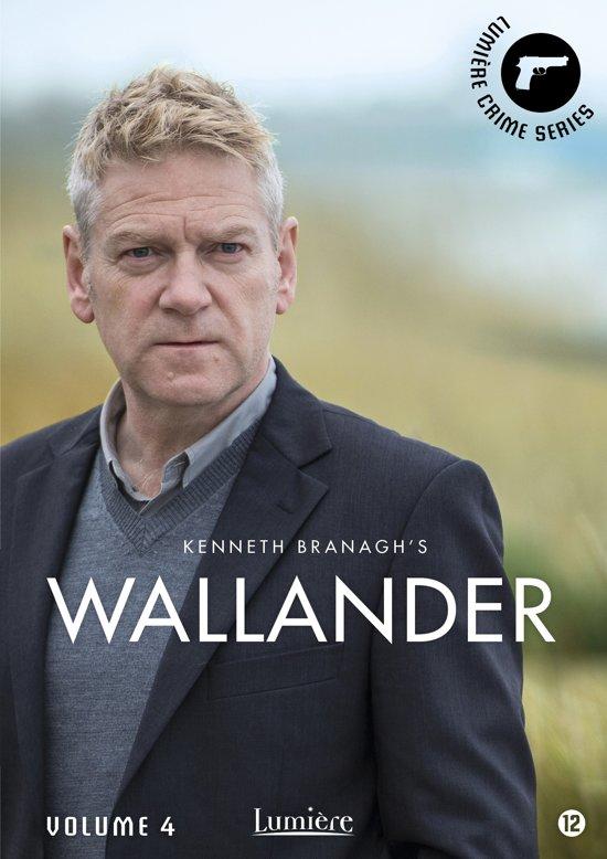 DVD cover van Wallander (BBC) - Volume 4