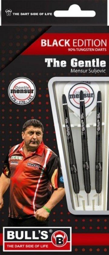 Bull´s Dartpijlen Champions Suljovic 90% Gewicht 25 Gram