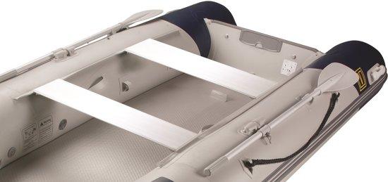 VETUS aluminium Bank voor VB270, VB300 en VB330 Rubberboot