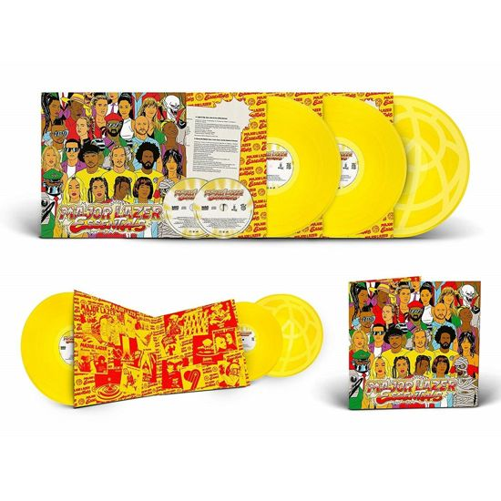 Essentials (LP + CD) (Limited Coloured Edition)