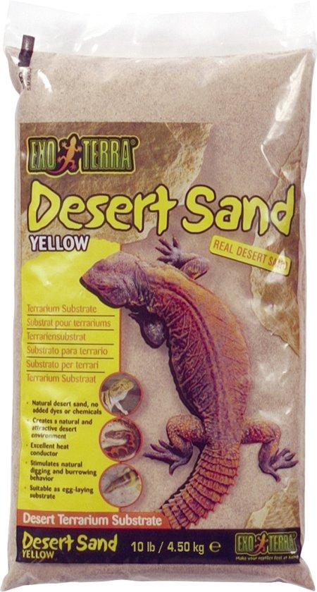 Exo Terra Woestijnzand - Geel