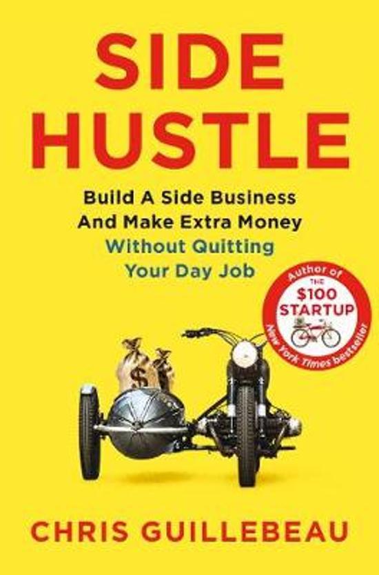 Boek cover Side Hustle van Chris Guillebeau (Paperback)