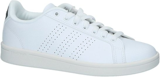 reputable site 37d08 0cd0f Witte Lage Sportieve Sneakers adidas CF Advantage Clean