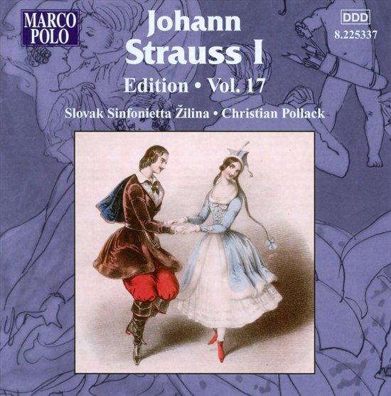 Johann Strauss Edition Vol. 17