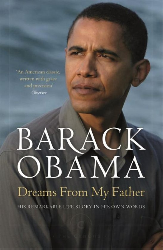 Boek cover Dreams from My Father van President Barack Obama (Paperback)