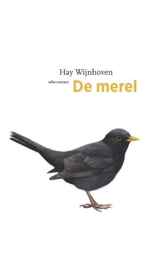 Vogelboeken - De merel