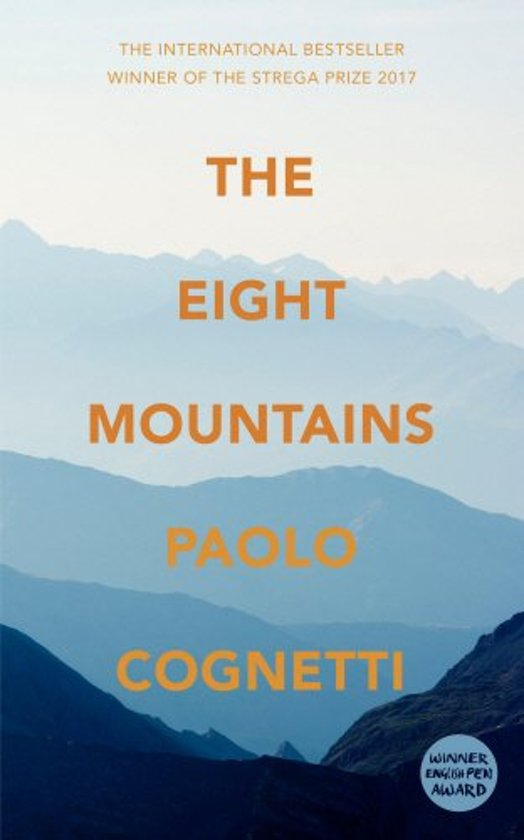 Boek cover The Eight Mountains van Paolo Cognetti (Paperback)