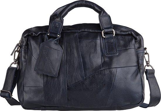 Cowboysbag Laptoptas Bag Woodlake - Blauw