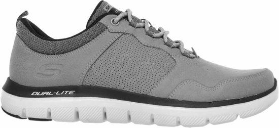 Skechers Gris Avantage Flex Taille 45 Chaussures Pour Hommes PrXwfL