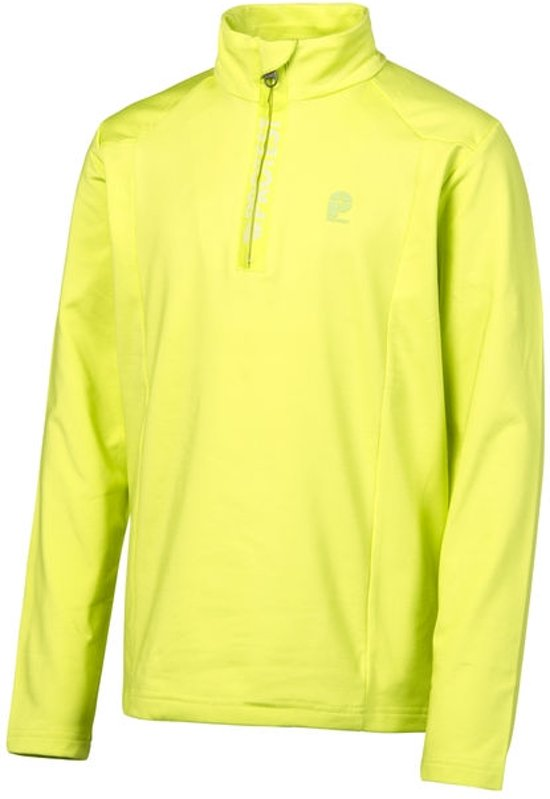 Protest Fleece Top Jongens WILLOWY Electric Lime116