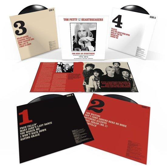 CD cover van The Best Of Everything (LP) van Onbekend