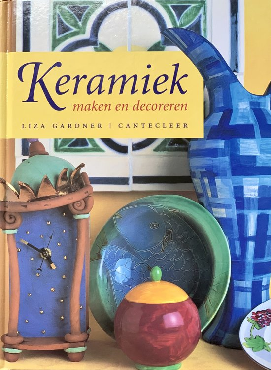 KERAMIEK MAKEN EN DECOREREN
