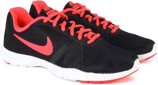 quite nice 6f0f5 4366a Nike - WMNS Flex Bijoux - Dames - maat 35.5 Zwart  Roze