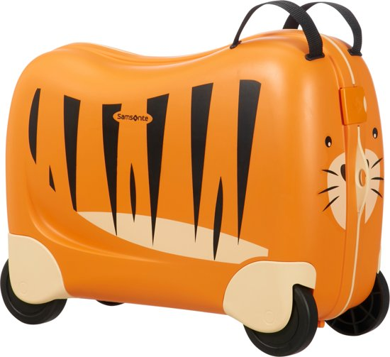 Samsonite Ride-on Kinderkoffer - Dream Rider Suitcase Tiger T.