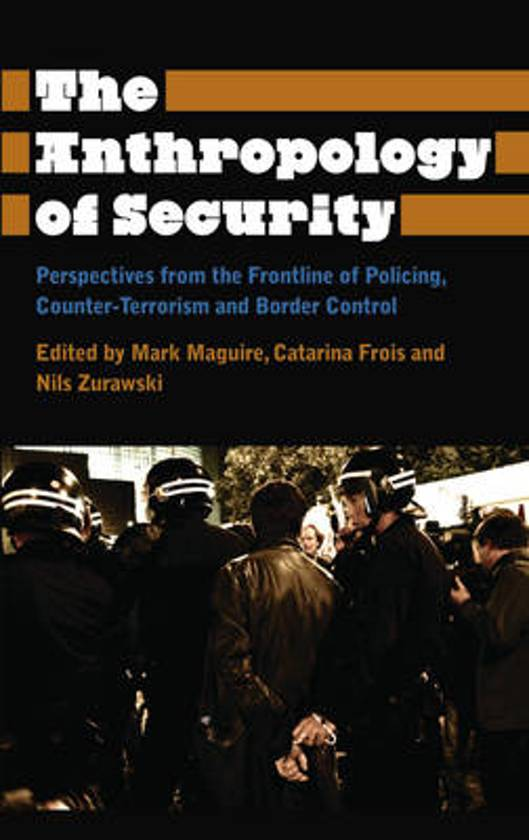 The Anthropology of Security