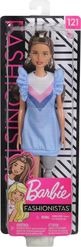 Barbie Fashionistas Met Beenprothese - Barbiepop