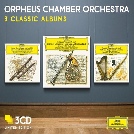 Orpheus Chamber Orchestra - Three C