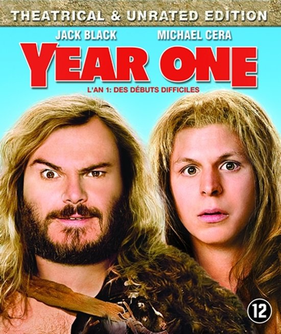 Cover van de film 'Year One'