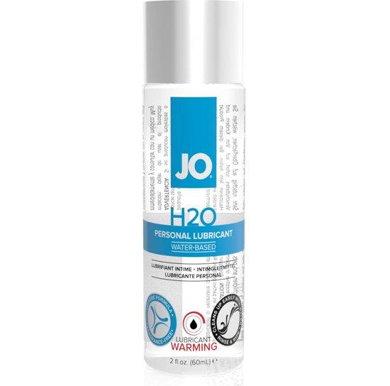 System JO H2O Glijmiddel - Warming