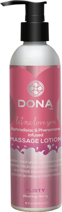 Dona Massage lotion Flirty
