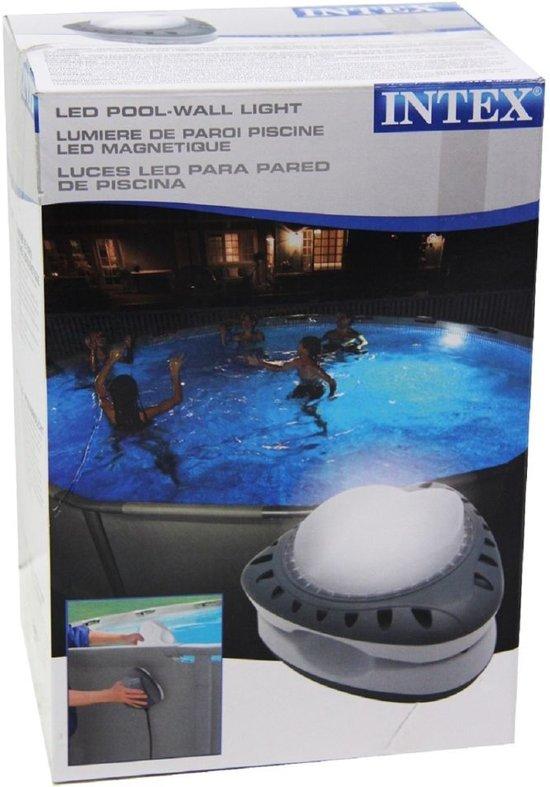 Intex 28688 Magnetische LED Wandmontage Zwembad Verlichting