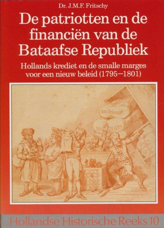 Patriotten en de financiën van de Bataafse republiek
