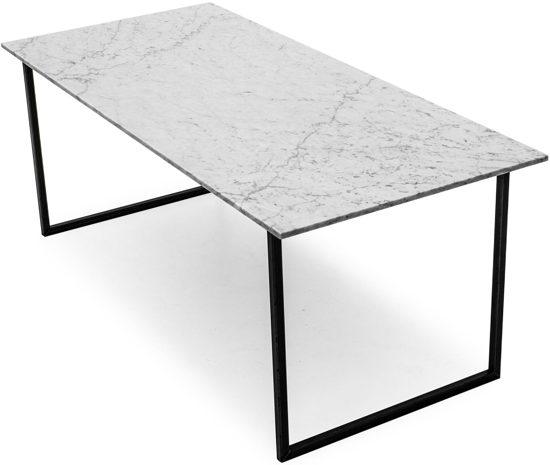 Wit Marmeren Salontafel.Marmeren Eettafel Carrara Wit