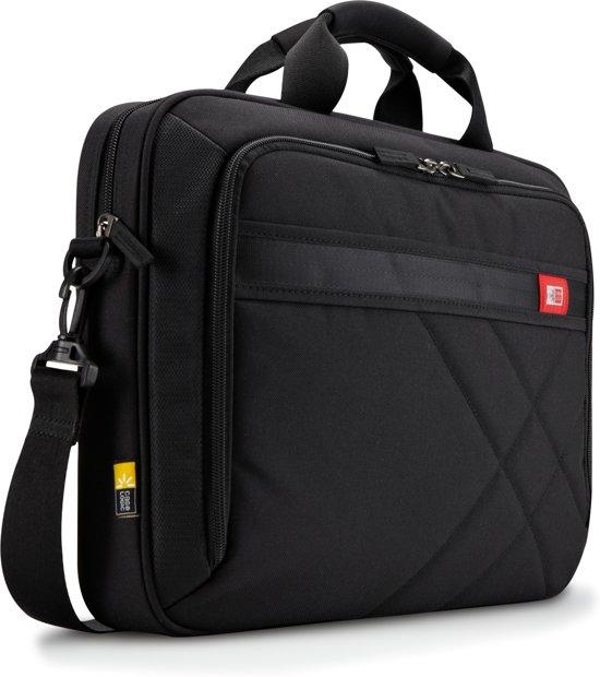 Schoudertas Met Laptopvak 15 6 Inch : Bol case logic dlc laptoptas inch zwart