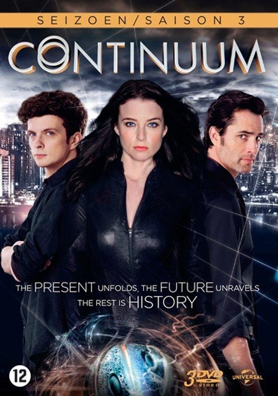 Continuum - Seizoen 3