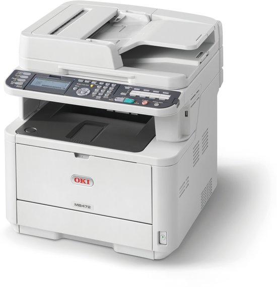 Oki MB472dnw - All-in-One Laserprinter