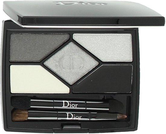 Dior 5 Coleurs Designer Oogschaduw - 008 Smocky Design