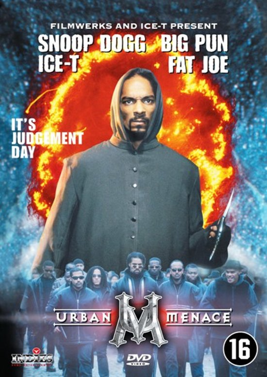 Cover van de film 'Urban Menace'