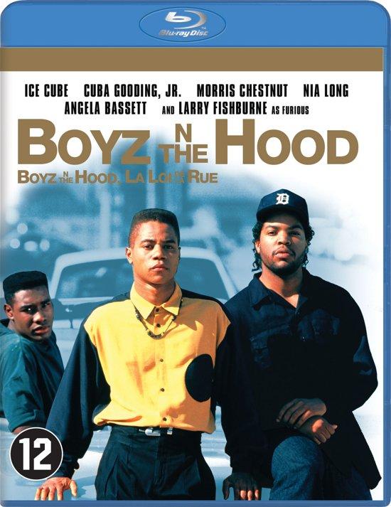 Cover van de film 'Boyz N The Hood'