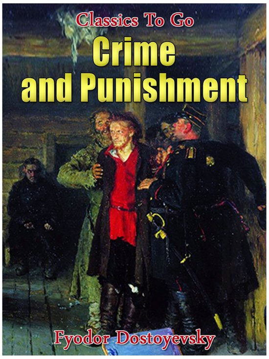 correlation between crime and punishment Crime and punishment notebook book 1 pg 1-he had become so completely absorbed in himself, and isolated from his fellows i'm going to further dissect and state personal opinions on raskolnikov's theory, as well as show the correlation between pre-20th century russian literary works and what.
