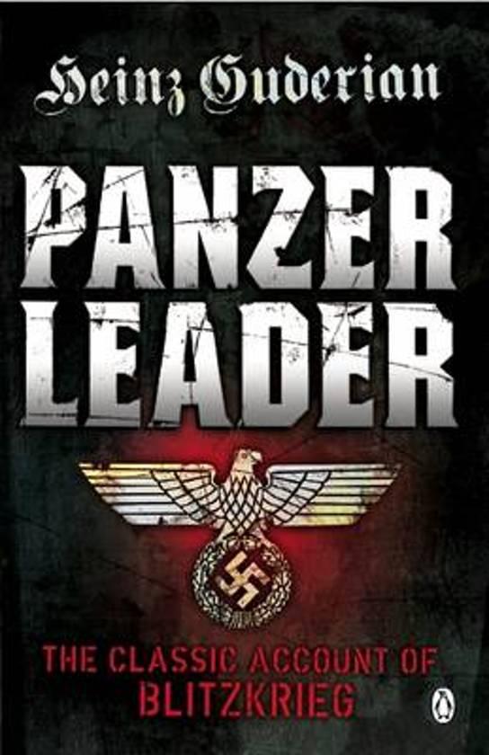 Boek cover Panzer Leader van Heinz Guderian (Paperback)