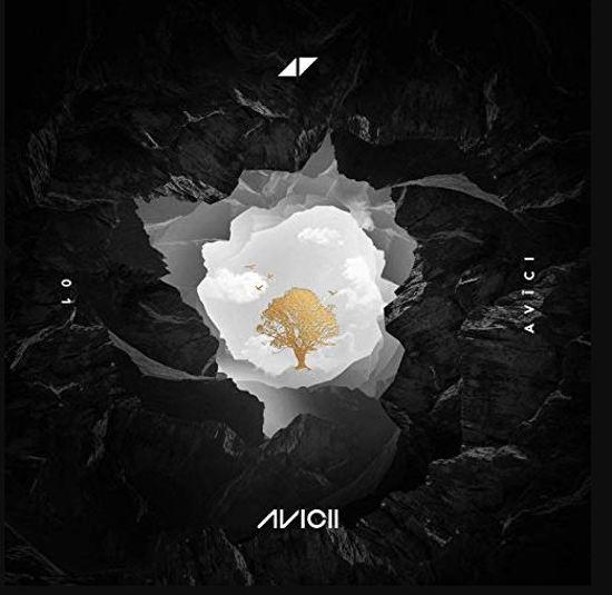 CD cover van AVĪCI van Avicii