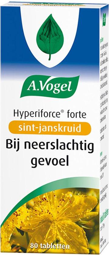 A.Vogel Hyperiforce Forte Sint-Janskruid - 80 Tabletten - Voedingssupplement