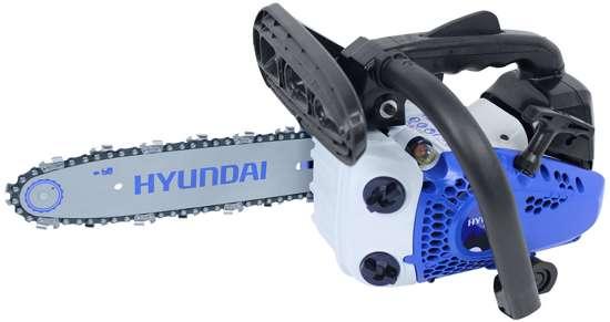 Hyundai kettingzaag benzine motor - 25,4 cc