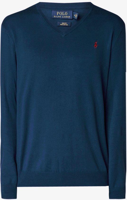 Pullover Ralph Lauren XXL duffle blue