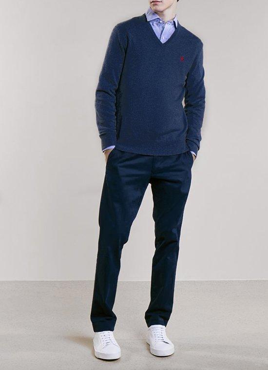 Blue Lauren Pullover Ralph Xxl Duffle fvRqp