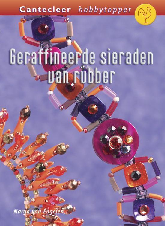 Geraffineerde Sieraden Van Rubber