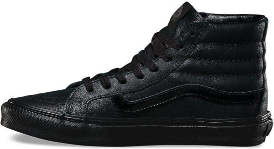 Maat Sneakers Black Vans Hi Volwassenen Sk8 36 Slim Hoog UqqfYx