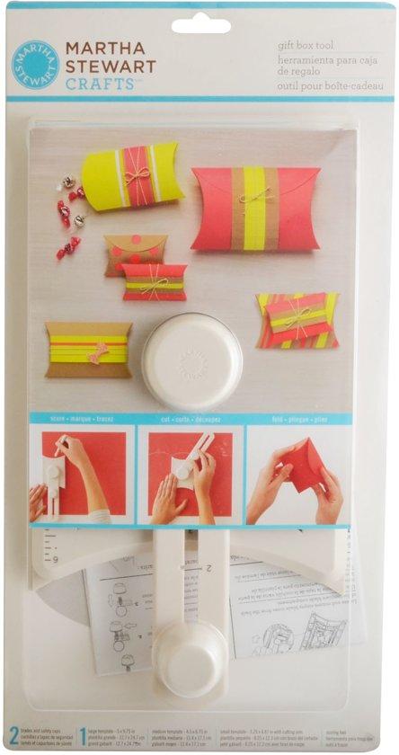 Martha Stewart pillow box tool