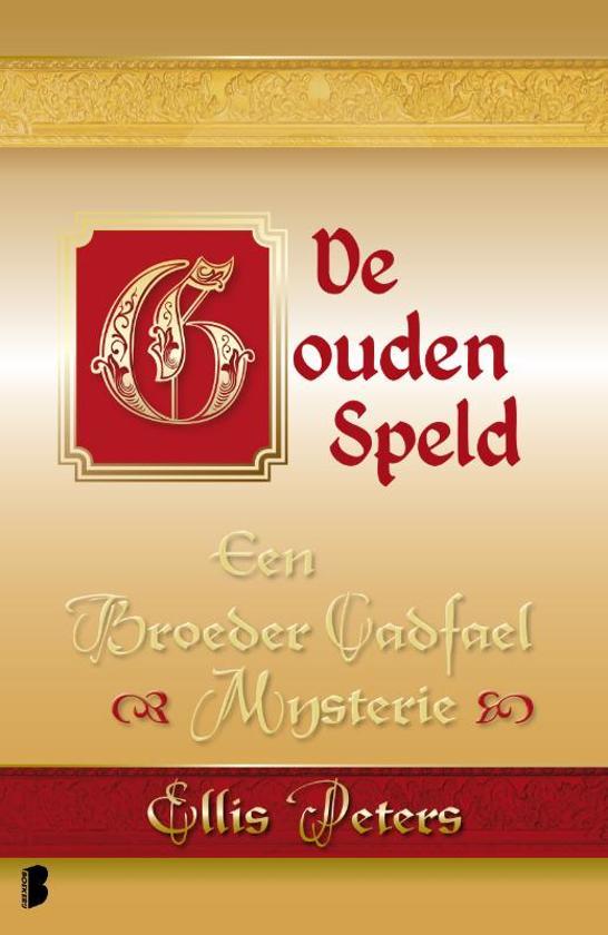 Cover van het boek 'De gouden speld / 9'