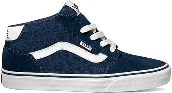 Vans Mid Blauw SneakersMn Heren Chapman 8mNwn0